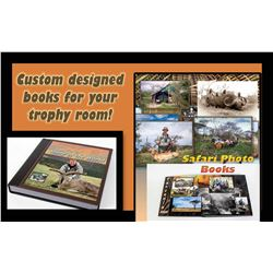SUNRISE IMAGES: $500 CREDIT Towards Custom Safari Photo Book