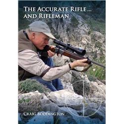 "SAFARI PRESS: Collection of Hunting Books by Boddington and ""The Perfect Shot"" Hunting Aids by Safar"