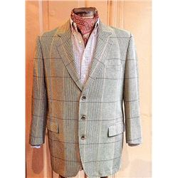 ERMILIO CLOTHIERS: $500 CREDIT Towards Custom Shoot Coat