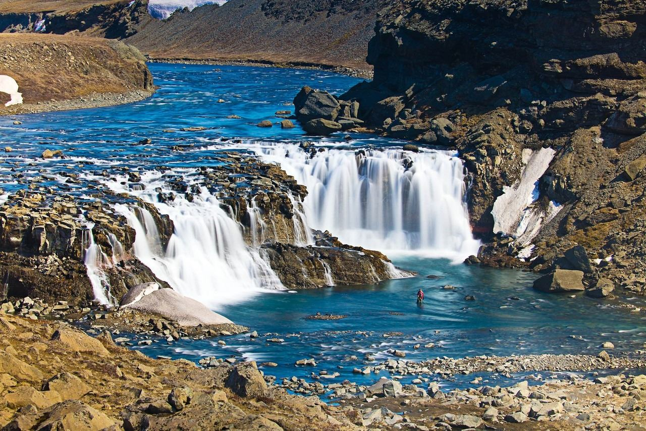 FISH PARTNER-ICELAND: 4-Day/4-Night Fishing Adventure for Two Anglers in Iceland