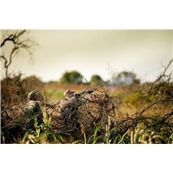 AREGNTINA'S BEST HUNTING: 4-Day/4-Night High-Volume Dove Hunt for Two Hunters in Argentina