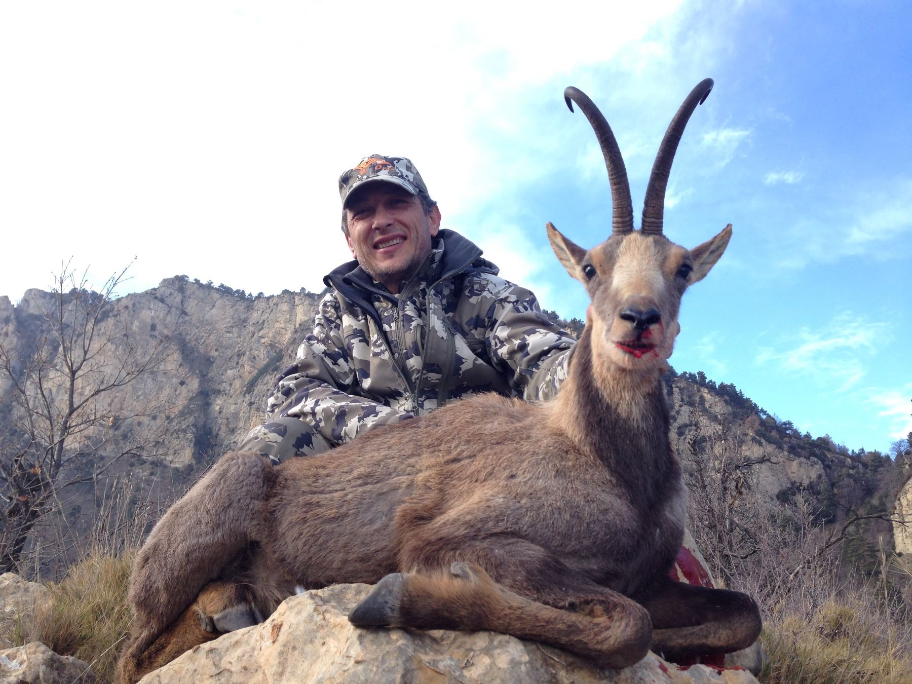 TROPHY TRIALS.: 5-Day Big Game Hunt for One Hunter and One Non-Hunter in Spain - Includes Trophy Fee