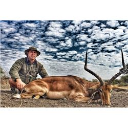 DAVE FREEBURN SAFARIS: 6-Day/7-Night Plains Game Safari for Two Hunters in South Africa - Includes T