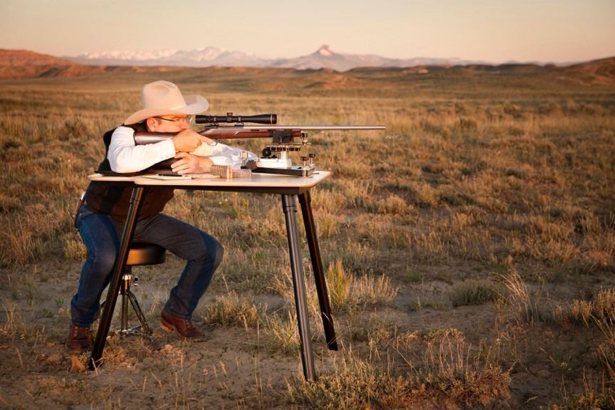 STUKEYS BENCHES:  'The Expert Shooter' Package - Includes Shooting Bench, Seat and Leg Caddy