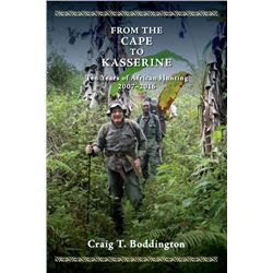 SAFARI PRESS: Collection of Hunting Books by Boddington, Charlton, Oggeri and Siemel