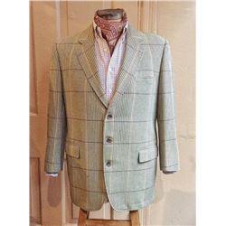 ERMILIO CLOTHIERS: $500 CREDIT Towards Custom Shoot Coat