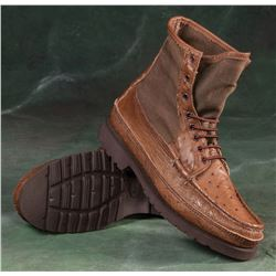 RUSSELL MOCCASIN: $500 CREDIT Towards Custom Pair of Boots or Shoes
