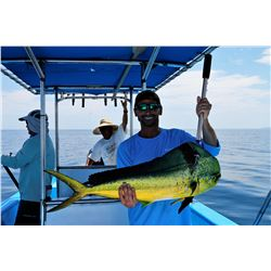 MEXICO HUNTS / SERGIO JIMENEZ: 4-Day/3-Night El Carmen Island Fishing Trip for Four Anglers in Mexic