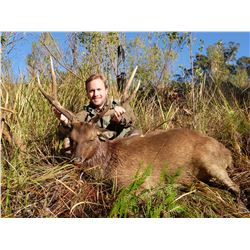 KINGHAM SAFARIS AUSTRALIA: 3-Day Moluccan Rusa Hunt for One Hunter in Australia - Includes Trophy Fe