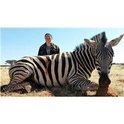 WATTS TROPHY HUNTING: 7-Day Plains Game Safari for Two Hunters in South Africa - Includes Trophy Fee
