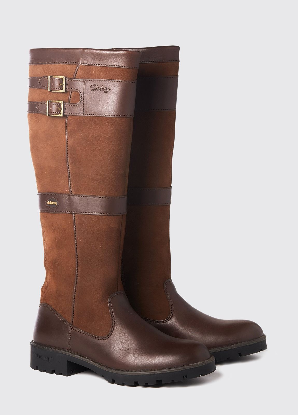 DUBARRY OF IRELAND Ladies Custom Classic Shoot Coat and Country Boots