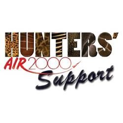 AIR2000 CERTIFICATE For Meet and Assist Services for One Hunter and One Observer Traveling Together