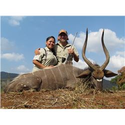 5- DAY HUNTING SAFARI - ZEEKOEPAN SAFARIS, PONGOLA, KWAZULU-NATAL, SOUTH AFRICA FOR 2 HUNTERS