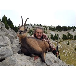 3-DAY PYRENEAN CHAMOIS HUNT FOR 1 HUNTER