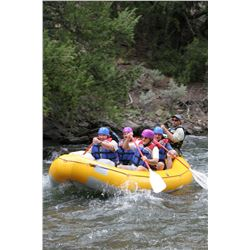 4- DAY RAFTING TRIP FOR TWO PEOPLE