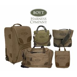 BOYT HARNESS COMPANY – MUD RIVER LUGGAGE COLLECTION