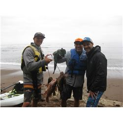 2-DAY ROCKCOD FISHING TRIP FOR 2 PEOPLE AT PISMO BEACH
