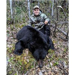5 - DAY/2-BLACK BEAR HUNT FOR 2 PEOPLE