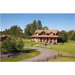 3 - DAY RETREAT AT THE BEAUTIFUL GENTRY RIVER RANCH IN MONTANA FOR UP TO 18 PEOPLE