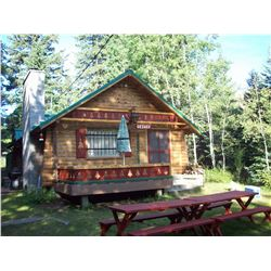 ONE WEEK STAY IN A MOUNTAIN CABIN IN THE BEAUTIFUL BIGHORN