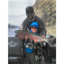3-DAY/4 NIGHT FISHING TRIP FOR 2 WITH RAWHIDE OUTFITTERS IN IDAHO