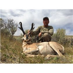 STATE OF NEVADA PRONGHORN TAG