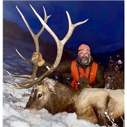 CREDIT OF $1,750 FOR UP TO 7-DAY UNGUIDED ELK/MULE DEER DROP IN HUNT FOR ONE HUNTER