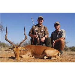 WED-04 Plains Game Hunt for TWO Hunters, South Africa
