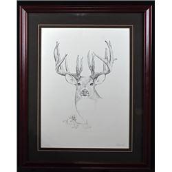 WED-25 Northern Monarch Deer Prints (Set of Three)