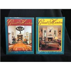 """WED-32 """"Great Hunters"""" Volumes 1 and 3"""