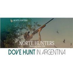 TH-23 Dove Hunt, Argentina