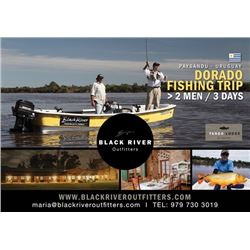 TH-35 Fishing Trip for TWO, Uruguay