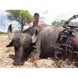 FR-19 Water Buffalo Hunt, Argentina