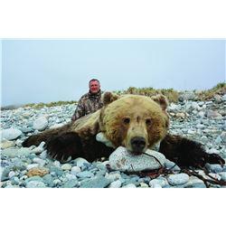 FR-23 Kamchatka Brown Bear Hunt, Russia