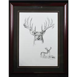 "FR-25 ""Alberta Pride"" Deer Print"