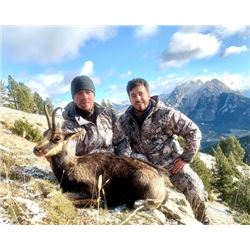 FR-38 Pyrenean Chamois Hunt, Spain