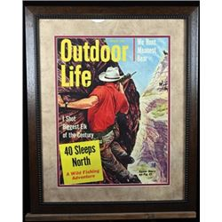 FR-40 Outdoor Life Cover Print
