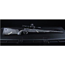 SA-01 Gunwerks Custom Rifle System with Kahles Scope