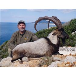 SA-15 Kri-Kri Ibex Hunt, Sapientza Island, Greece