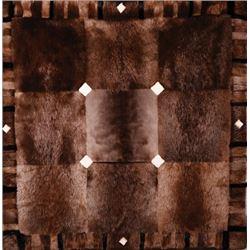 SA-22 Holloway Furs Beaver Blanket