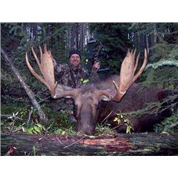 SA-38 Archery Canada Moose Hunt, Alberta