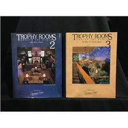 """SA-47 """"Trophy Rooms Around the World"""" Volumes 2 through 6"""
