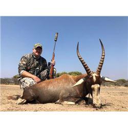 WED 21-B Hunting Safari Package, Limpopo