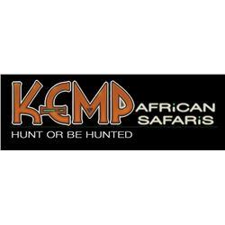 KEMP AFRICAN SAFARIS: 6 Day/5 Night Safari for 3 Hunters for Blue Wildebeest, Impala and Blackbuck i
