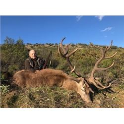 HEREDEROS HUNTING SPAIN: Incredible 3 Day Spain Hunting Trip for 1 Hunter and 1 Observer for Iberian