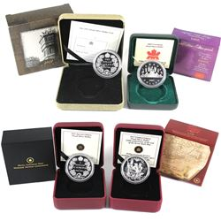 2001-2011 Canada Special Edition Proof Silver Dollar Collection. You will receive the 1911-2001 Ster