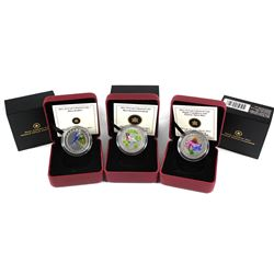 2011-2013 Canada 25-cent Commemorative Coin Collection. You will receive the 2011 Barn Swallow, 2012