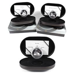 2000-2001 Canada $20 Transportation Series Sterling Silver Coin Collection. You will receive the 200