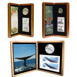 2004-2010 Canada Coins and Stamp Set Collection. You will receive the 2004 Elusive Loon set, 2005 De