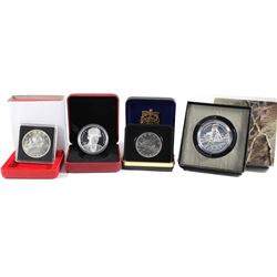 1966-2007 Canada Dollar Collection. You will receive 1966 Dollar encapsulated in Clamshell case, 196